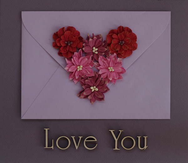 I love you gifts with personalized poetry